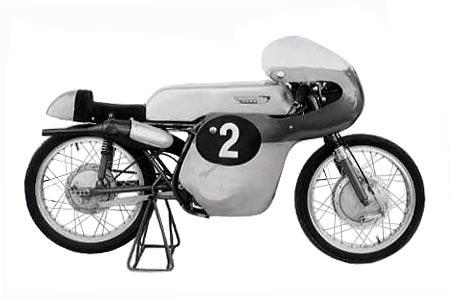 Suzuki RT62D 1962 da Suzuki Racing