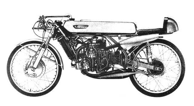 Suzuki RM63 1963 da Suzuki Racing