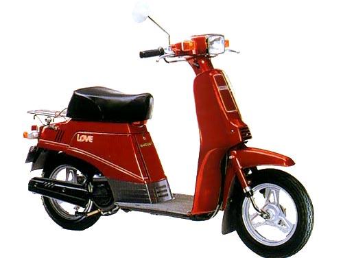 Suzuki CL50 Love