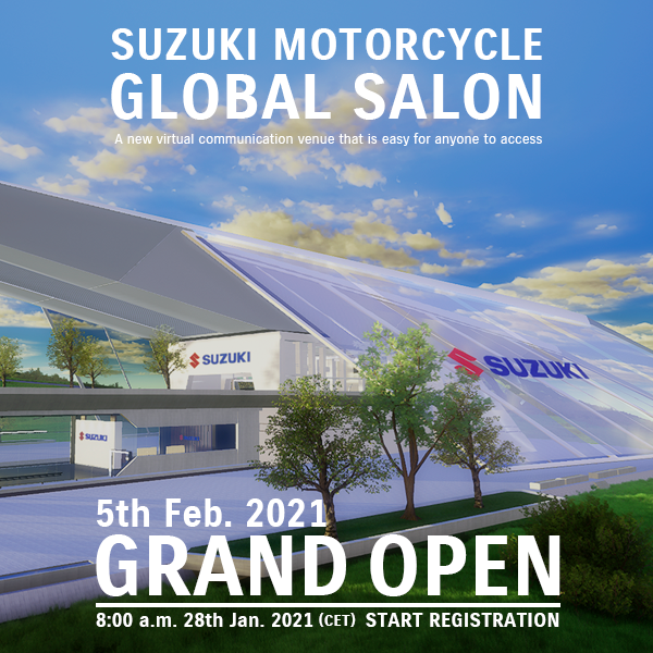 GLOBAL SALON SUZUKI MOTORCYCLE
