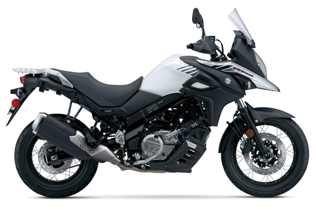 V-Strom 650 Suzuki Motos