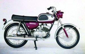 Motos - Suzuki Moto 1965