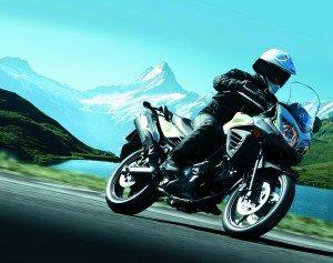 Motos - Suzuki Moto 2012