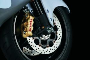 Motos - Suzuki Sistema de Freios Anti-travamento Especificações Motos