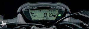 Motocicleta GSX-S1000F Painel