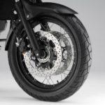 Motocicleta V-STROM 650 XT Roda