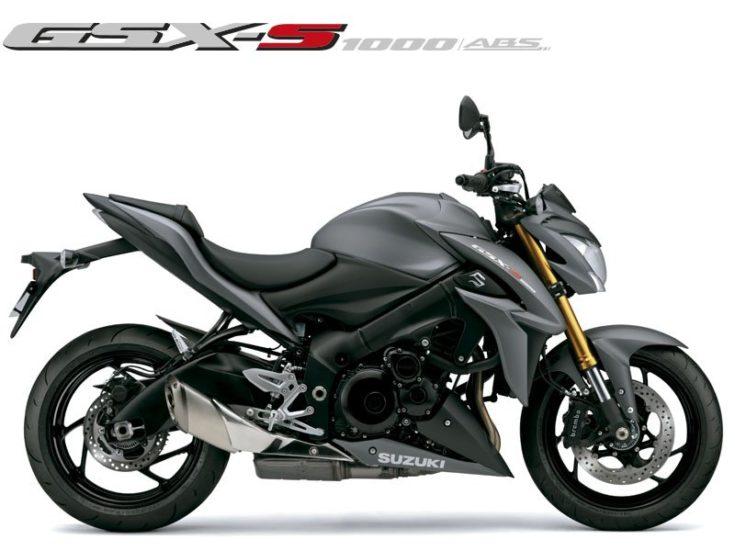 Motos - Suzuki GSX S 1000