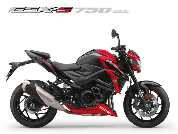 gsx s750a a motocicleta 0km de alta cilindrada que. Black Bedroom Furniture Sets. Home Design Ideas