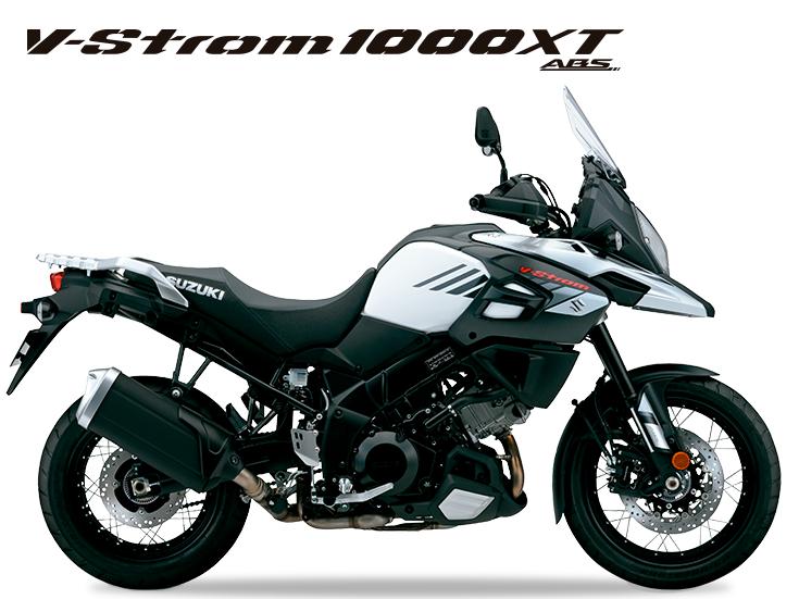 Miniatura da V-Strom 1000 XT nova branca